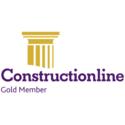 Constructionline Level 3 Gold Membership Logo