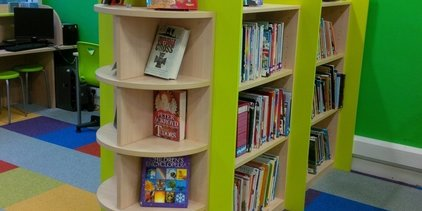 Supporting image for Creative Library Fit Out - Primary School in Gloucester