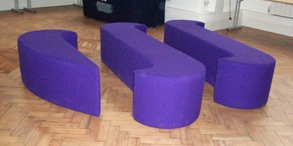 Supporting image for Bespoke Seating in College in Weston-Super-Mare, North Somerset