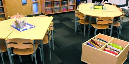Supporting image for Classroom Furniture