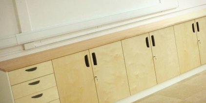 Supporting image for Bespoke Solid Material Fitted Furniture