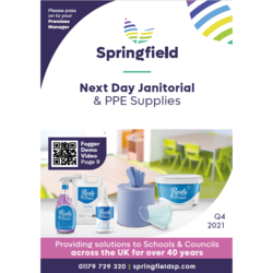 Supporting image for Springfield Janitorial and PPE Catalogue