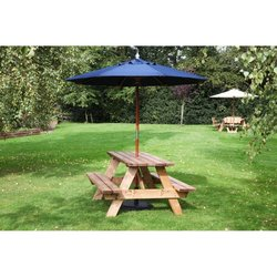 Supporting image for Standard 6 Seater A-Frame Table