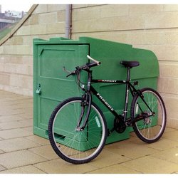 Supporting image for Bike Locker System