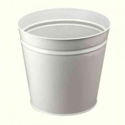 Supporting image for Metal Wastepaper Bin