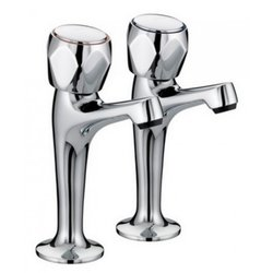 Supporting image for Club High Neck Pillar Taps