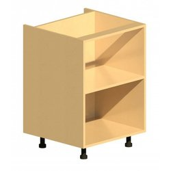 Supporting image for Workshape Fitted Base Unit 600 No Door