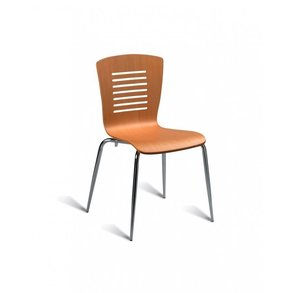 Supporting image for 360116 - Marina Dining Chair - Natural
