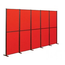 Supporting image for Lightweight 10 Panel Pole & Panel Display System