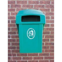 Supporting image for Wall/Post Mounted Bin