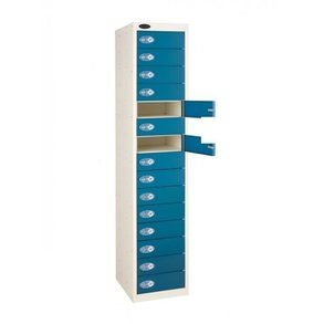Supporting image for 15 Compartment Charge Locker