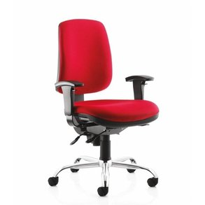 Supporting image for 3D Large Chair with Independent Adjustment