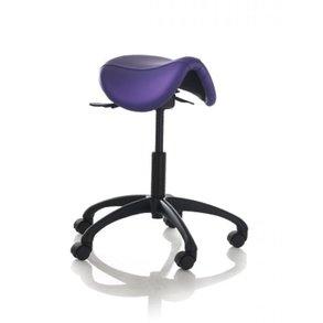 Supporting image for Pillion Upholstered Swivel Base Stool