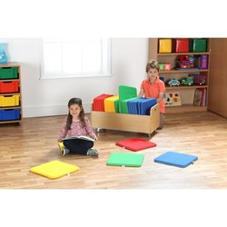 Supporting image for Square Cushions & Trolley