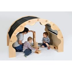 Supporting image for Wooden Play Module