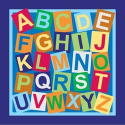 Supporting image for Learning Carpet - ABC Uppercase Mat