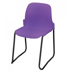 Supporting image for Atlas Skid Base Classroom Chair