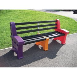 Supporting image for Multicoloured Seat