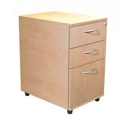 Supporting image for Alpine Essentials Desk Height Pedestals