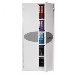 Supporting image for Fire Resistant Cupboard - Electronic Keypad Locking System