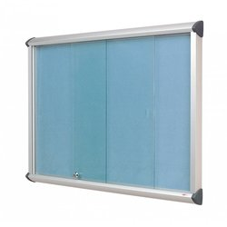Supporting image for Premium Sliding Door Fire Resistant Showcases