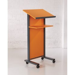 Supporting image for Coloured Panel Front Lecterns