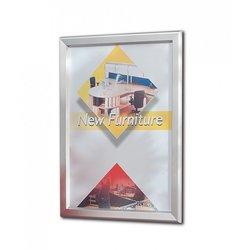 Supporting image for External Tamperproof Poster Frames