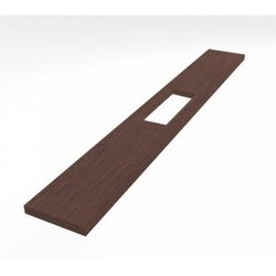 Supporting image for Nova Conference Table Insert with 1 Cut Out