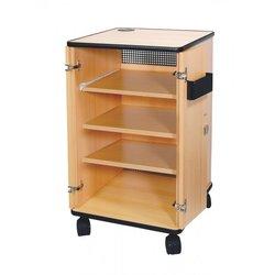 Supporting image for AV Cabinet 955 - Beech