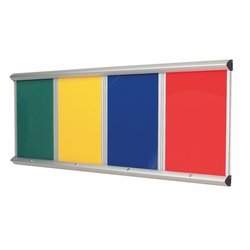 Supporting image for Premium Multi-Bank Interior Showcases - Large