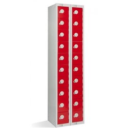 Supporting image for Floor Standing Personal Effects Lockers