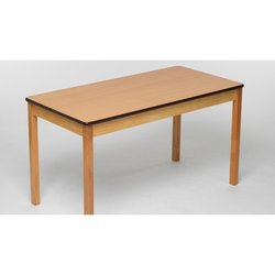 Supporting image for Beech Rectangular Nursery Table