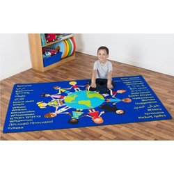 Supporting image for Multicultural Welcome Carpet