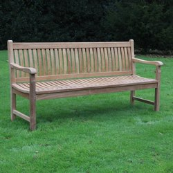 Supporting image for Clarenden Teak Outdoor Benches