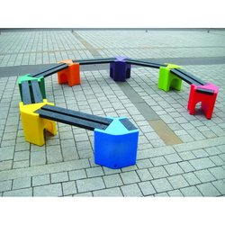 Supporting image for Learning Curve - Outdoor Benches