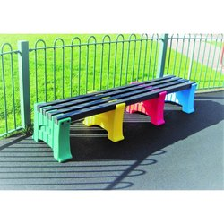 Supporting image for Premier Outdoor Benches without backs