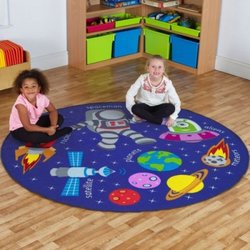 Supporting image for Space Carpet