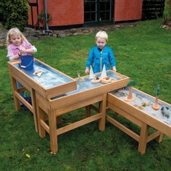 Supporting image for Water & Sand Table with Pump