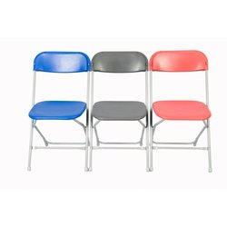 Supporting image for Standard Folding Exam Chairs - Hire