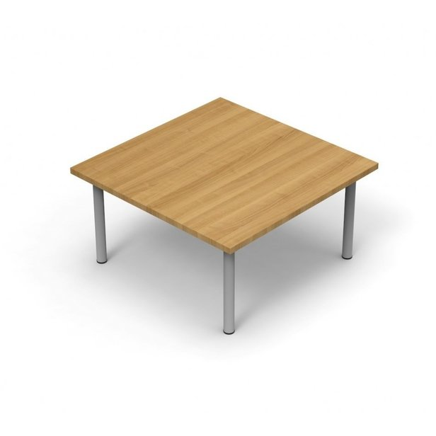 Supporting image for Colorado Pole Leg Square Coffee Tables