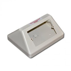 Supporting image for Double Sided Electrical Socket Box - 4 Gang