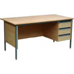 Supporting image for Classroom Package - 32 x Chairs, 16 x Tables, 1 x Teacher's Desk & Chair