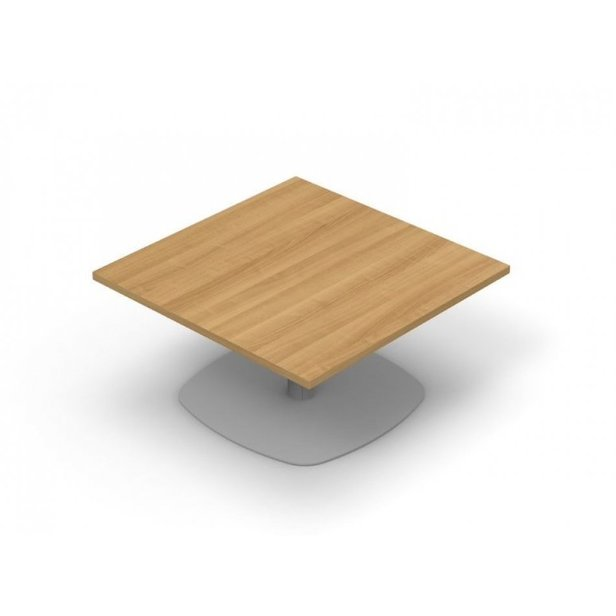 Supporting image for Colorado Square Coffee Table - Trumpet Base - W600