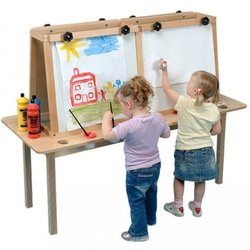 Supporting image for 4-Person Table Easel