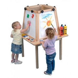 Supporting image for 4-Sided Table Easel