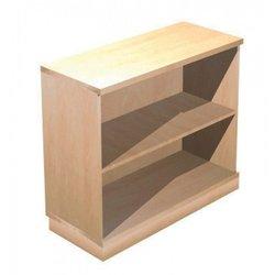 Supporting image for Alpine Essentials 2 Shelf Open Bookcase - W1000