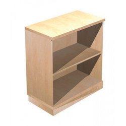 Supporting image for Alpine Essentials 2 Shelf Open Bookcase - W800
