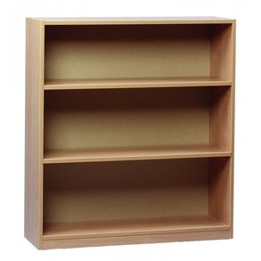 Supporting image for 2 Shelf Bookcase - H1000mm