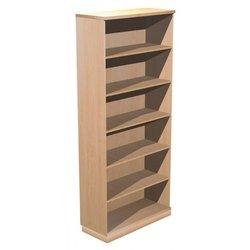 Supporting image for Alpine Essentials 6 Shelf Open Bookcase - W1000