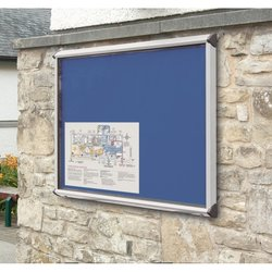 Supporting image for Fastrack Display Board 1012 x 1050mm Exterior